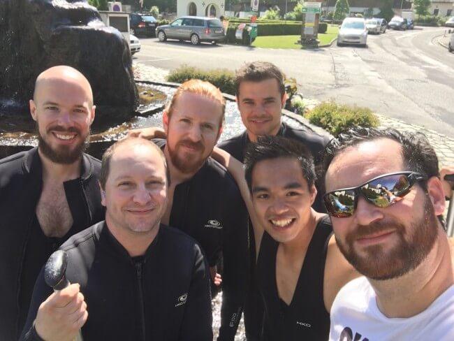 Zwei Tage Rafting in Wildalpen – ein appointmed Team Event.