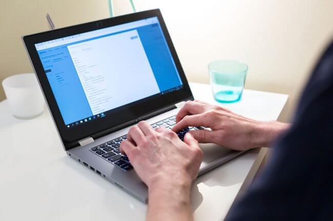 Digitale Dokumentation spart Zeit und Papier