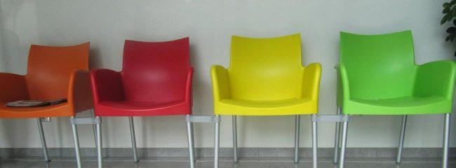 Verbesserungen für das Wartezimmer