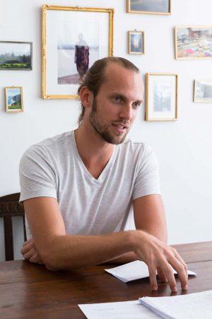 Physiotherapeut Christian Slechta im Interview