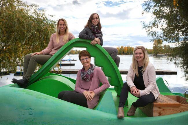 Das Team von Logopädie Dornstauder