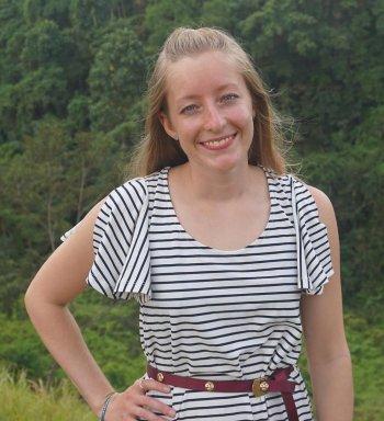 Physiotherapeutin Valentina Kranabetter