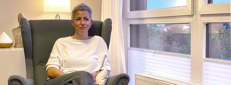 Psychotherapeutin Sandra Hren nutzt appointmed