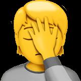 Facepalm Emoji