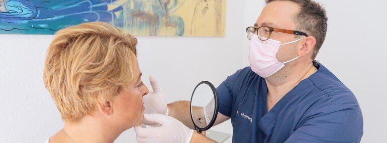 Der ästhetische Chirurg Alexander Heinicke vertraut auf appointmed