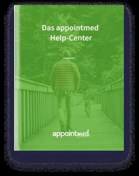 Das appointmed Help-Center