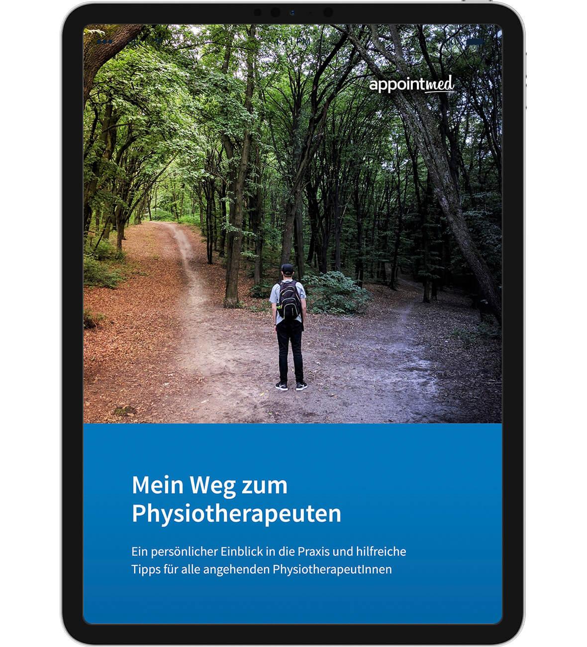 E-Book: Mein Weg zum Physiotherapeuten